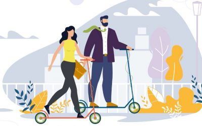 En Vehículos de Movilidad Personal (VMP)